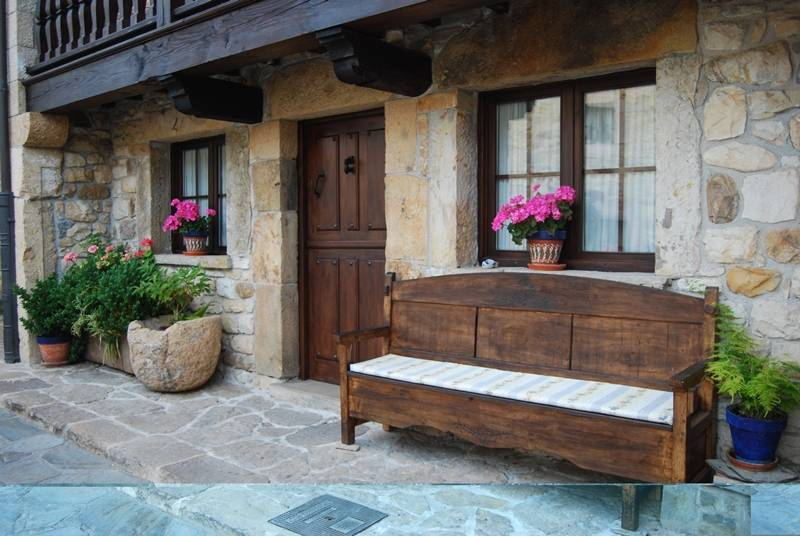 entrada a la casa III - casaruralentasturias.net
