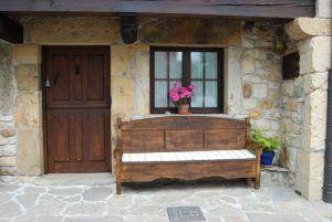 entrada a la casa I - casaruralenasturias.net