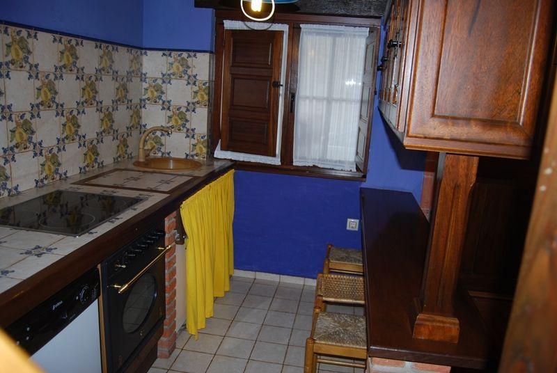 detalle de la cocina - casaruralenasturias.net