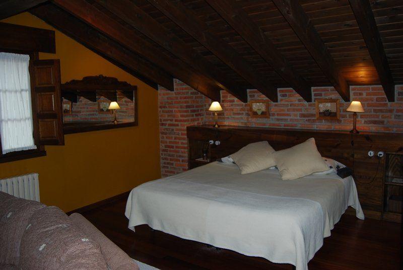 habitación de matrimonio - casaruralenasturias.net