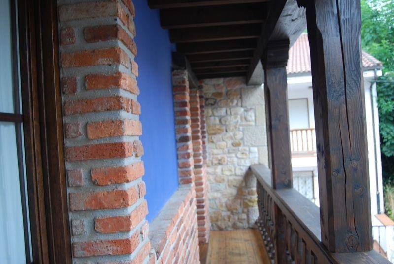 la galería o balcón - casaruralenasturias.net