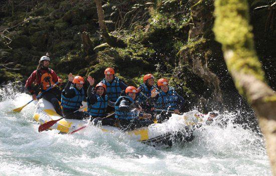 rafting en Asturias - loscauces.com