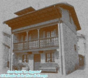 logo casa rural La Regenta